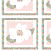 Rosie Floral Quilt