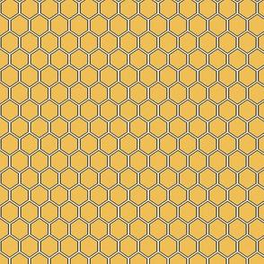 Save the Honey Bees  -Honeycomb tiny
