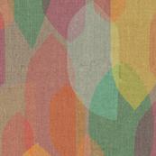 Mid Century Colour Blocks {Soft Jewels}
