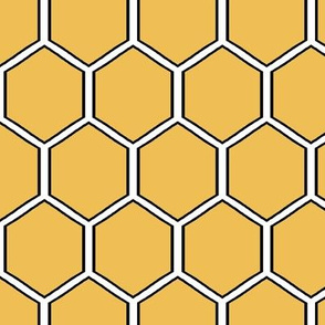 Save the Honey Bees  -Honeycomb med