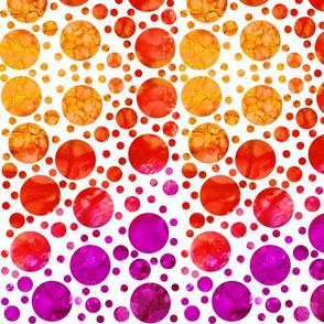 Blazing Dots