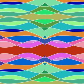 Patchwork Seascape