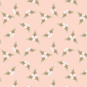 Holly Berry Blush-3.5x3.5