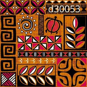 Polynesie Pop red test 3