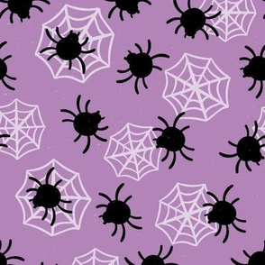 Spiders - Purple