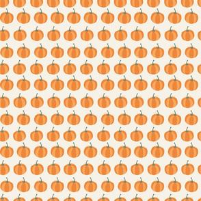 orange pumpkin pattern