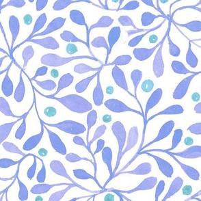 Fall Berries Blue