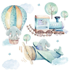"""14"""" Going Places Elephant"""