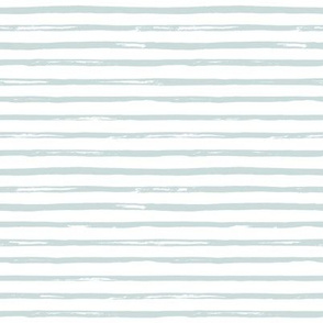 """8"""" Blue and white stripes"""