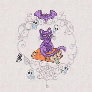 Halloween Magic Embroidery