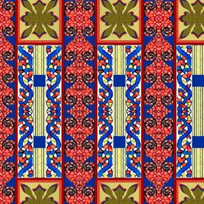 Mozaic tiles
