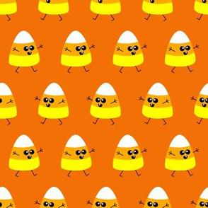 Baby Candy Corn (Orange)
