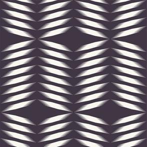 Seamless vector pattern. Modern geometric hand drawn woven diamond.