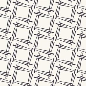 Seamless vector pattern. Geometric squares texture shape.