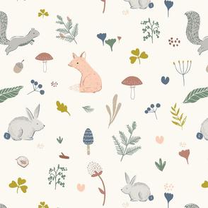 pattern zwierzaki_