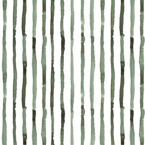 stripe dark green