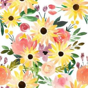 sunflower fall garden - small