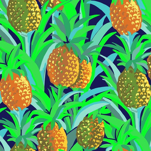 Pineapples Galore