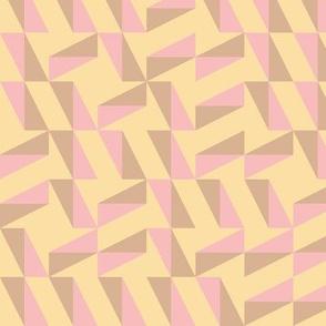 Truchet 11 pastel pinwheel abstract