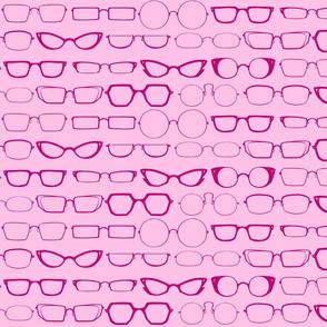 Glasses - Pink