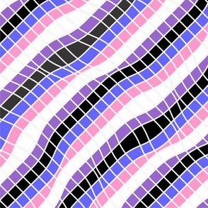 genderfluid pride (stripes)