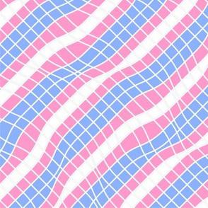 trans pride (stripes)