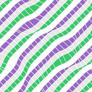 genderqueer pride (stripes)