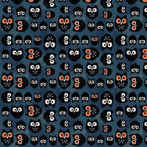 Owls coordinate