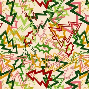 Evergreen Cutouts