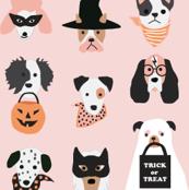 Halloween Puppies - mini