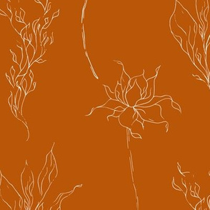 COUNTRY SIENNA FLORAL