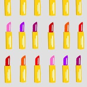 "Lipstick / Lips ""Shade a Day Naked on Sunday"""