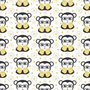 Monkey & Bow