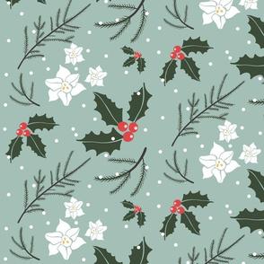 Winter Flora