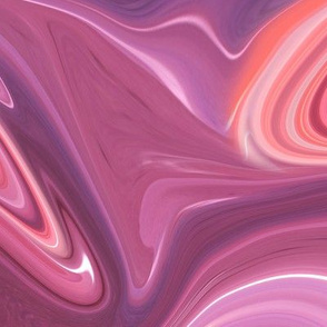 Candy swirl - Berry - Large