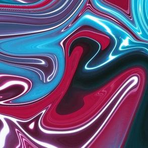 Candy swirl - Bioluminescence - Large