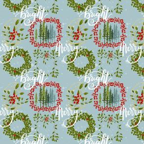 Merry and bright winter florB3C6057C-E811-4DC5-8D59-82B9E91A2BFE