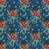 Christmas-florals