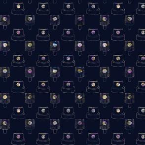 new caps checker navy purple