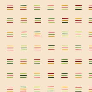 Neon Matchsticks