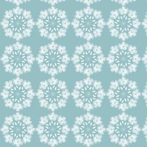 Frosty Floral