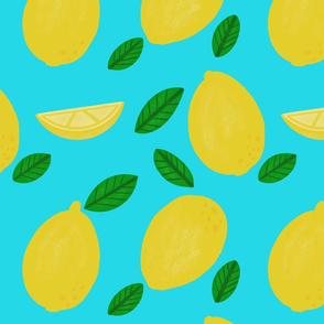 Lemons #2 - blues