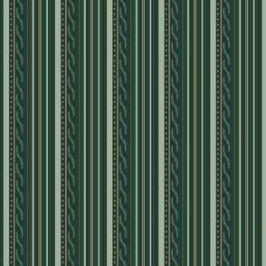 Gilded Stripe