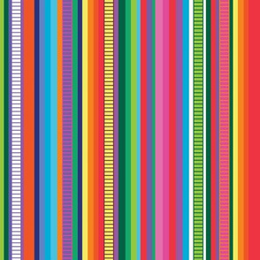 Serape Stripe