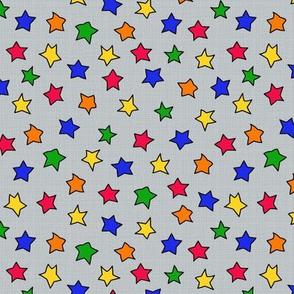 Colorful Stars Small
