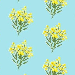 Bunches of Yellow