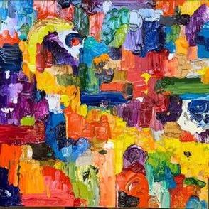 Color Brick Road