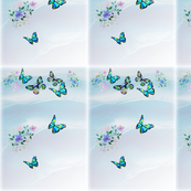 Butterfly and Flowers 4-ed-ed