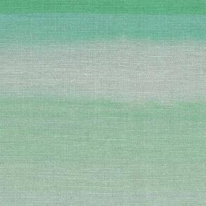 stripe linnen green