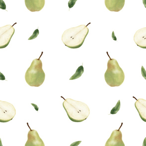 Pears large
